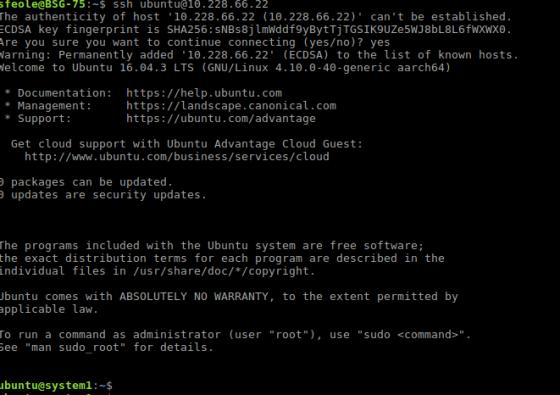 Deploying Ubuntu OpenStack to ARM64 servers | Ubuntu blog