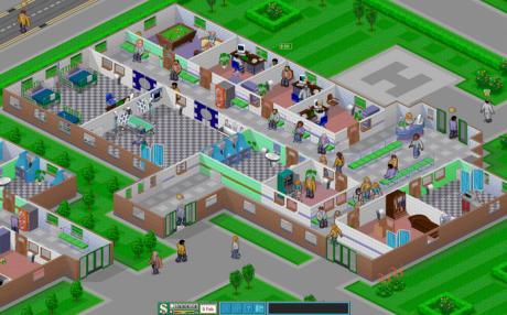 Theme Hospital, Snaps