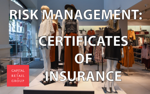 Blog Risk Management Certificates of Insurance