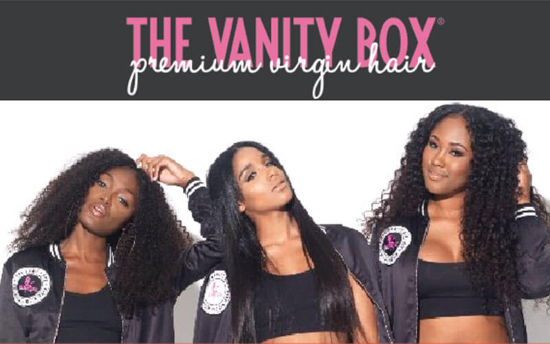 The Vanity Box Hair