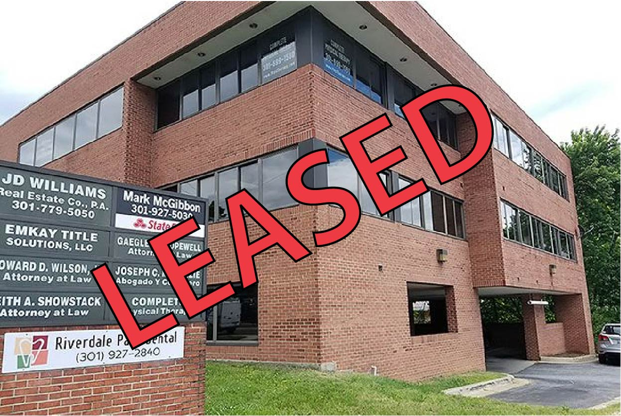 Leased 6309 Baltimore Ave