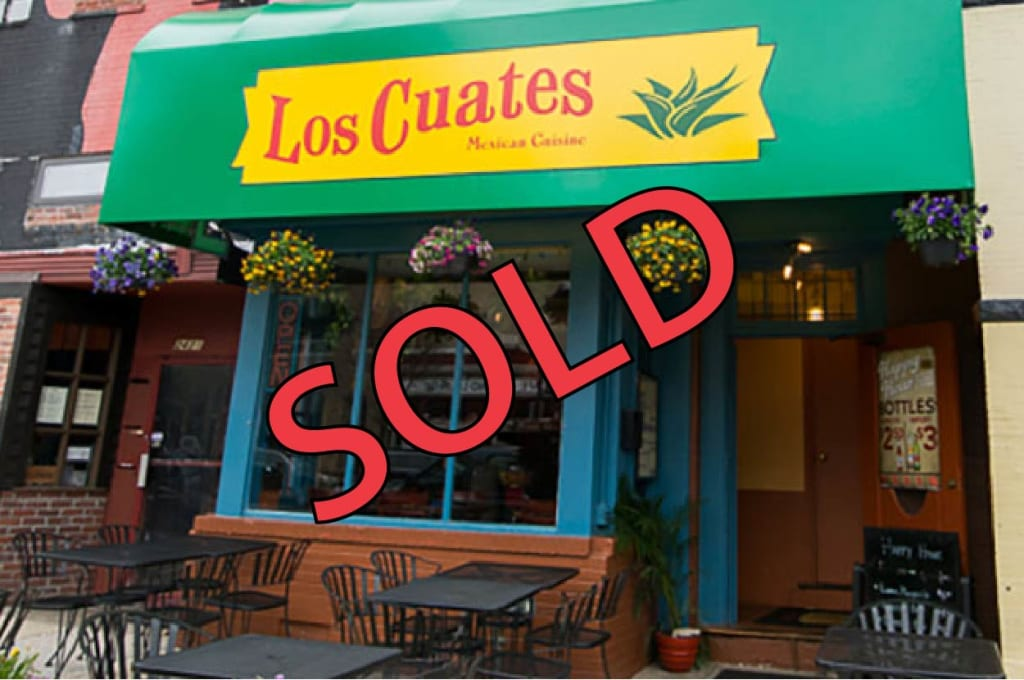 Sold 2429 18th Street NW
