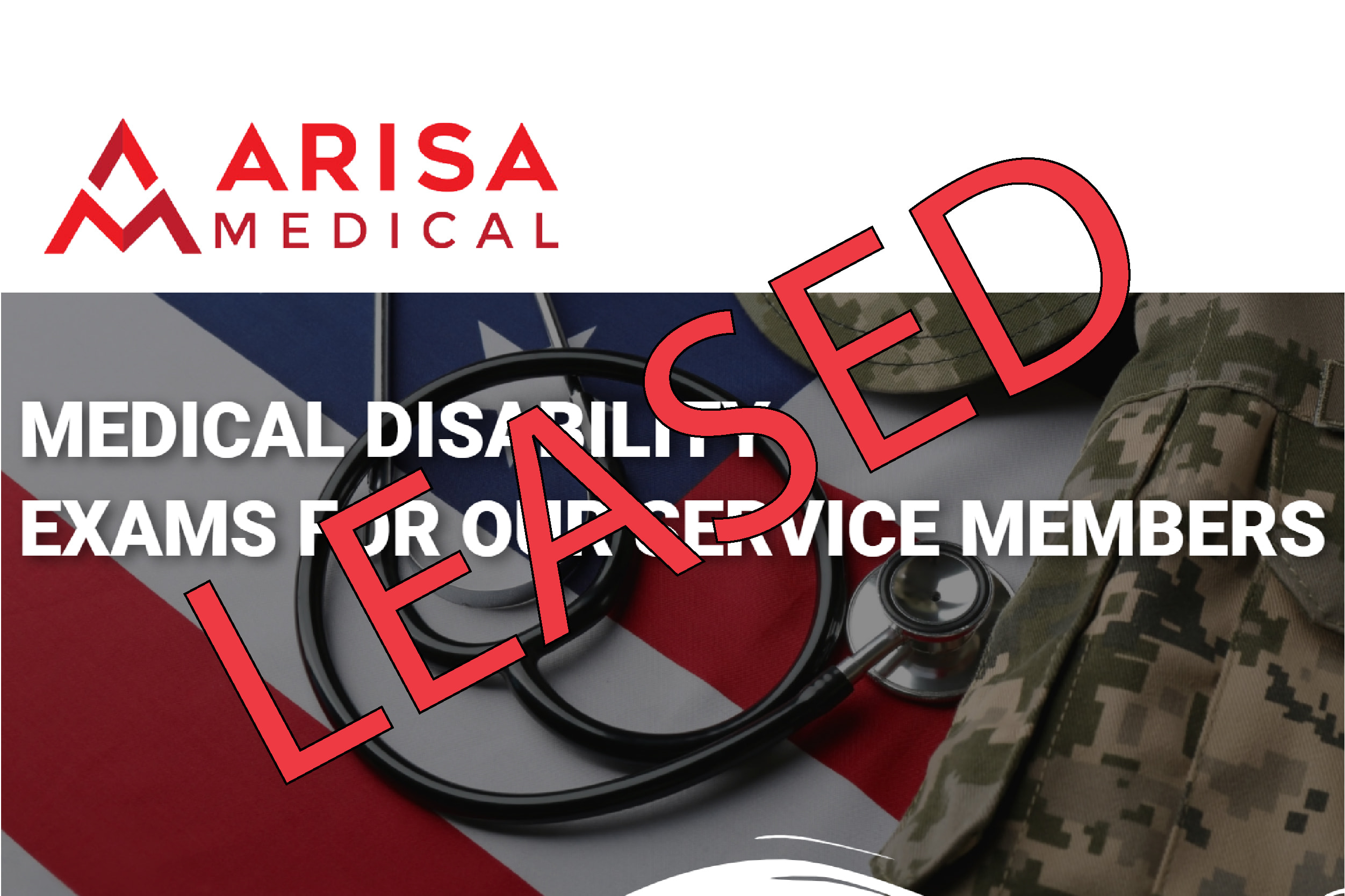 Leased to Arisa Medical