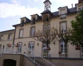 Ehpad villa sainte-marie groupe cités cantaliennes de l'automne