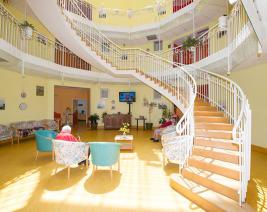Ehpad théophile roussel centre hospitalier de florac