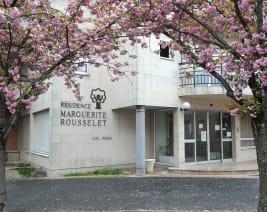 Résidence Marguerite-Rousselet Chu Reims