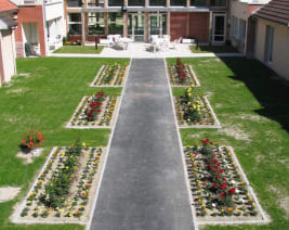 Ehpad le grand jardin