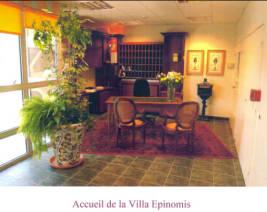 Villa epinomis