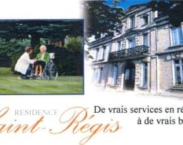 Residence saint regis