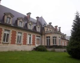 Les jardins du chateau de nampcel