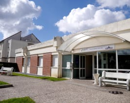 Ehpad centre fournier-sarlovèze