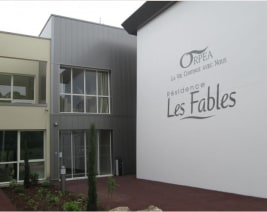 Residence les fables