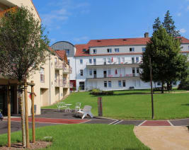 EHPAD Saint-Vincent