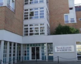 Maison de retraite de l'arc de mulhouse