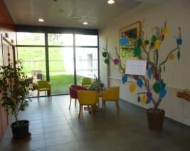 Maison de retraite du centre hospitalier montgelas