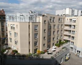 Korian - les terrasses de blandan