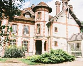 Le chateau de chantemerle