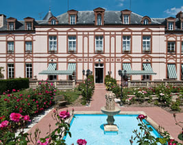 Maison de famille château de chambourcy