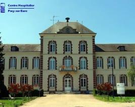 Ehpad centre hospitalier pacy-sur-eure