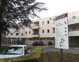 Ehpad du centre hospitalier universitaire de poitiers site de lusignan