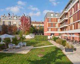 St Cloud - Residence de Longchamp