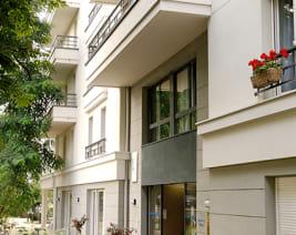 Ehpad sarl maisons-alfort résidence médicis