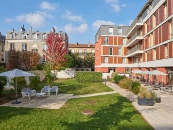 Residence de Longchamp - Photo 0