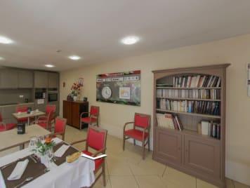 EHPAD Maisons de Famille la Roseraie - Photo 8