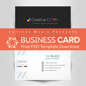 CMYK Business Card