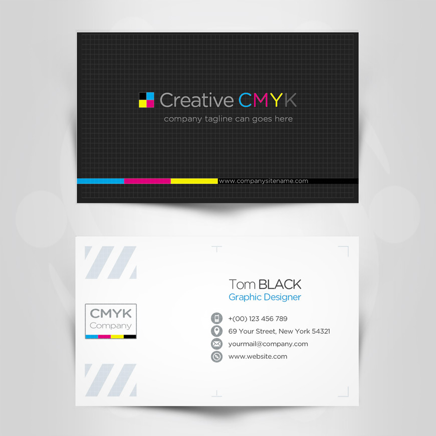 Business Card-1 • Website & Graphic Design