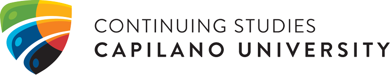 Capilano University Continuing Studies logo