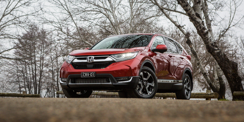 2018 Honda CR V Range Review 92