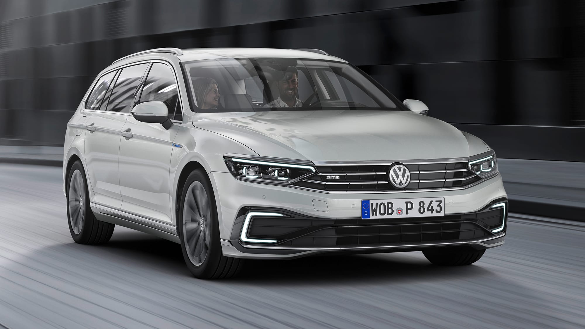2020 Volkswagen GTE Estate DB2019AU00134 large