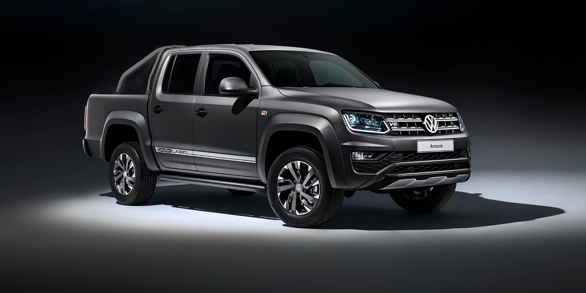 2017 Volkswagen Amarok Dark Label