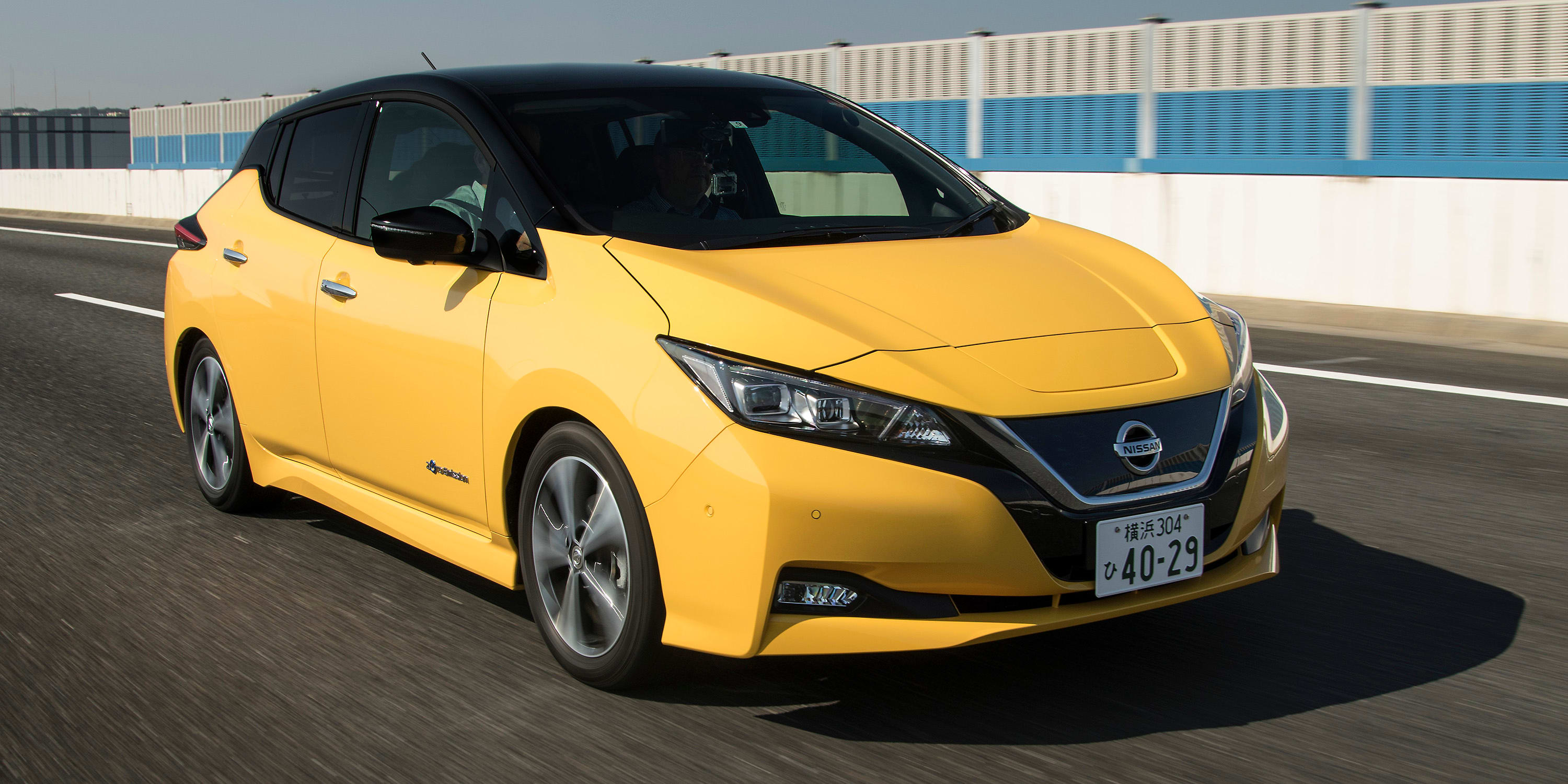 2018 nissan leaf first drive review 29