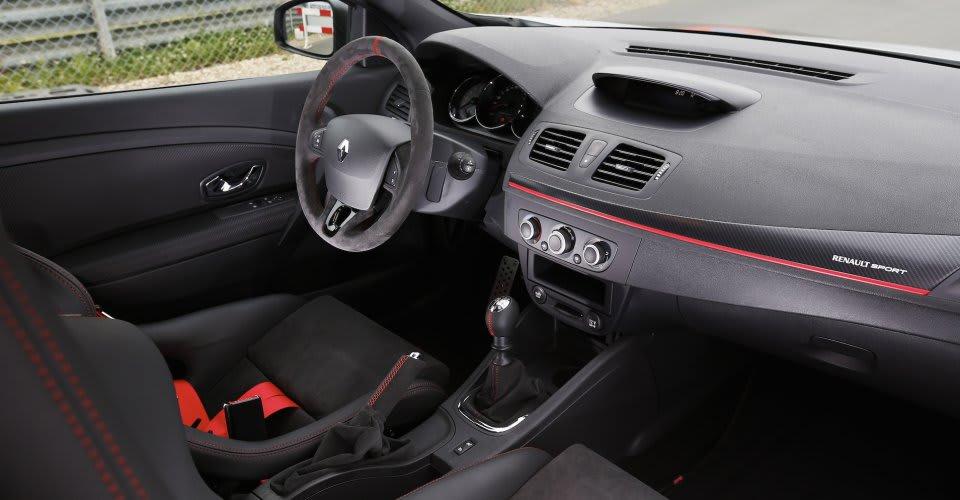 Renault Megane RS 275 Trophy R 23