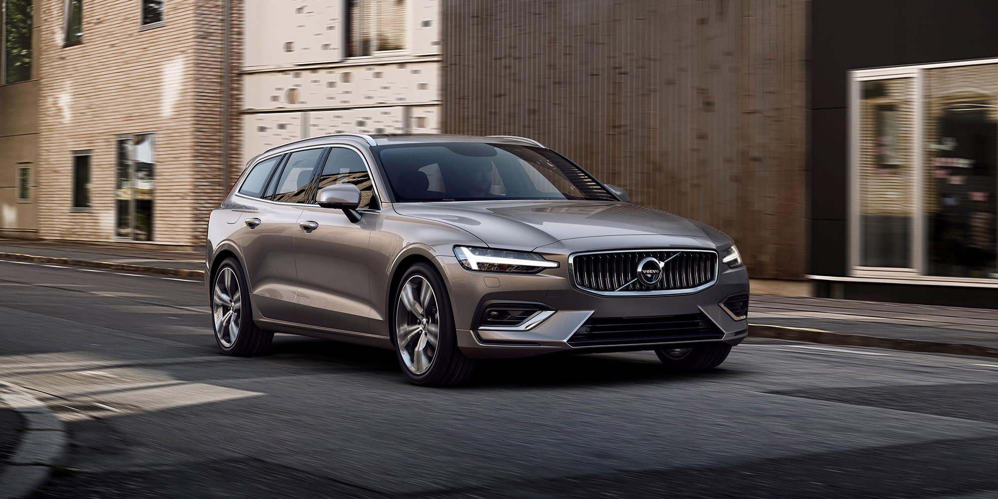 2018 volvo v60 223591 New Volvo V60 exterior