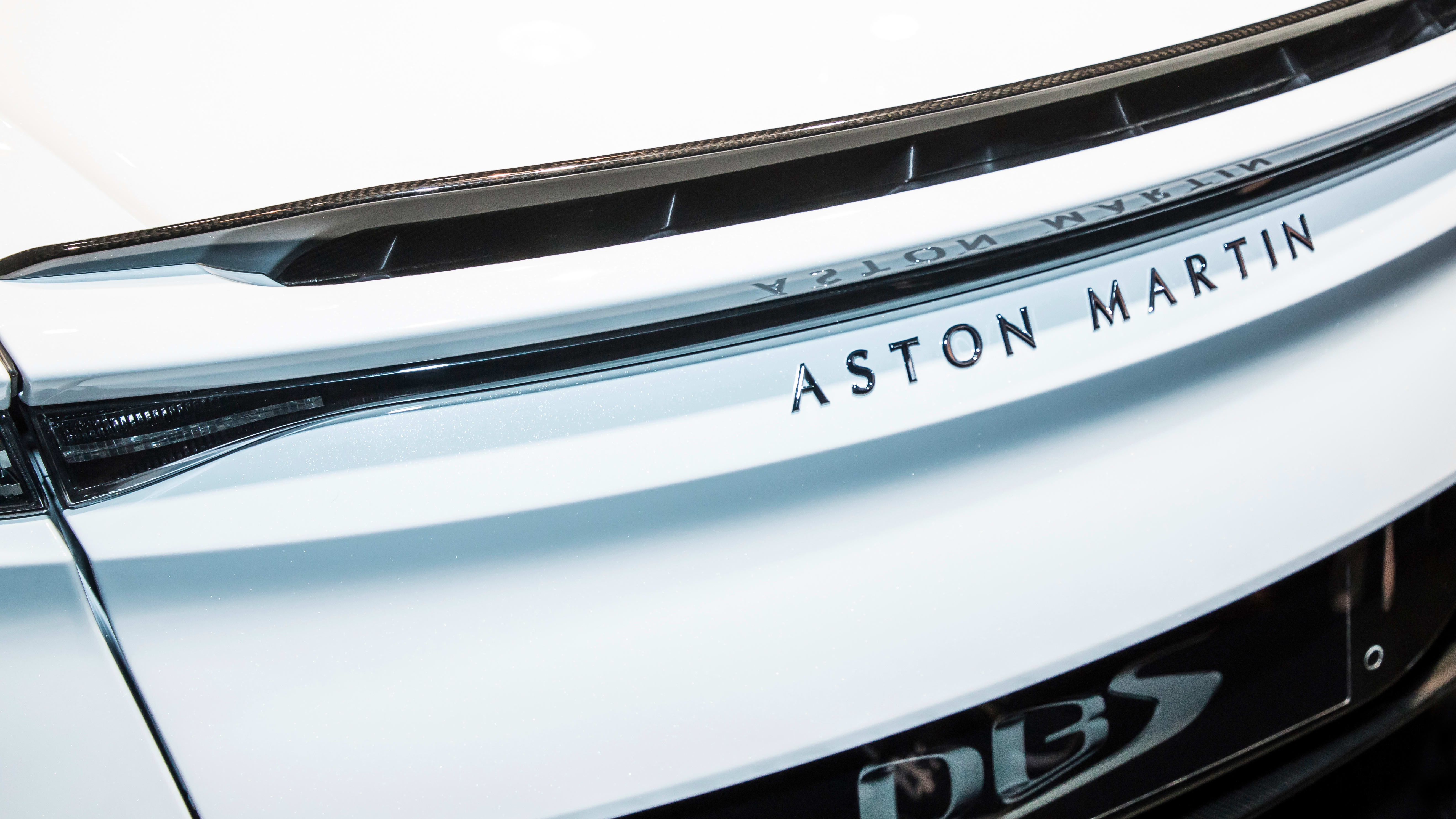 Aston Martin DBS Superleggera Sydney 12