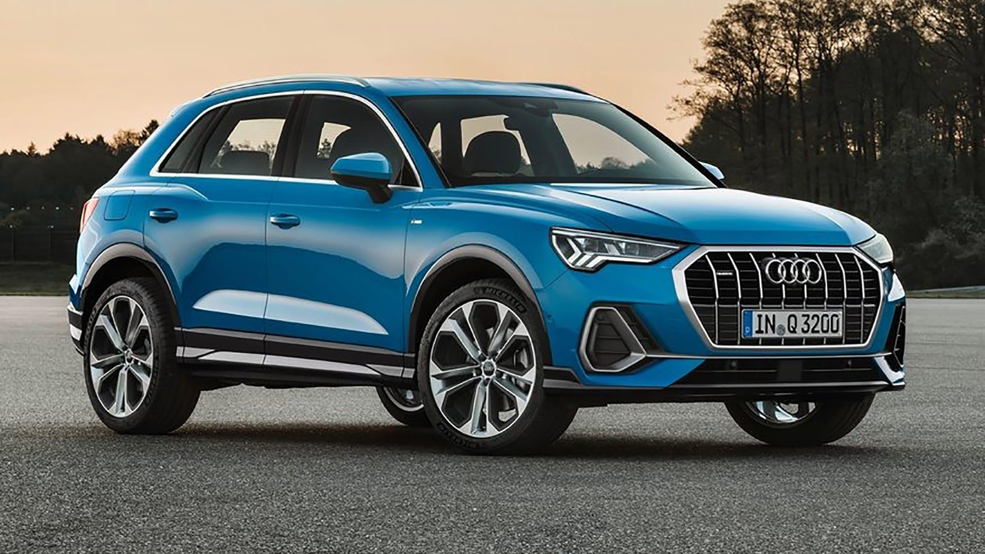 Audi Q3 2019 3