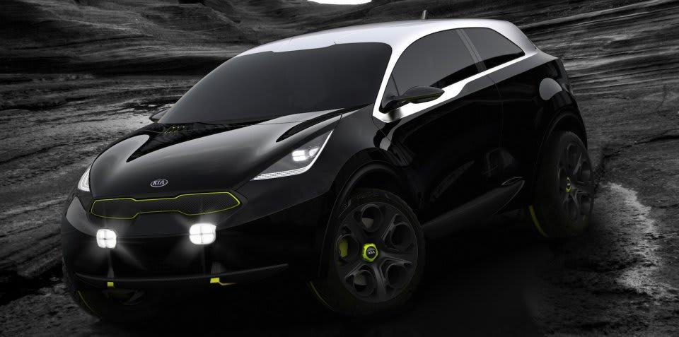 Kia Niro Concept 1