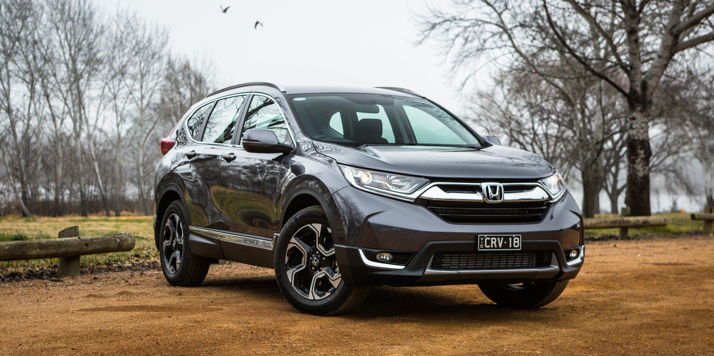 2018 Honda CR V Range Review 117