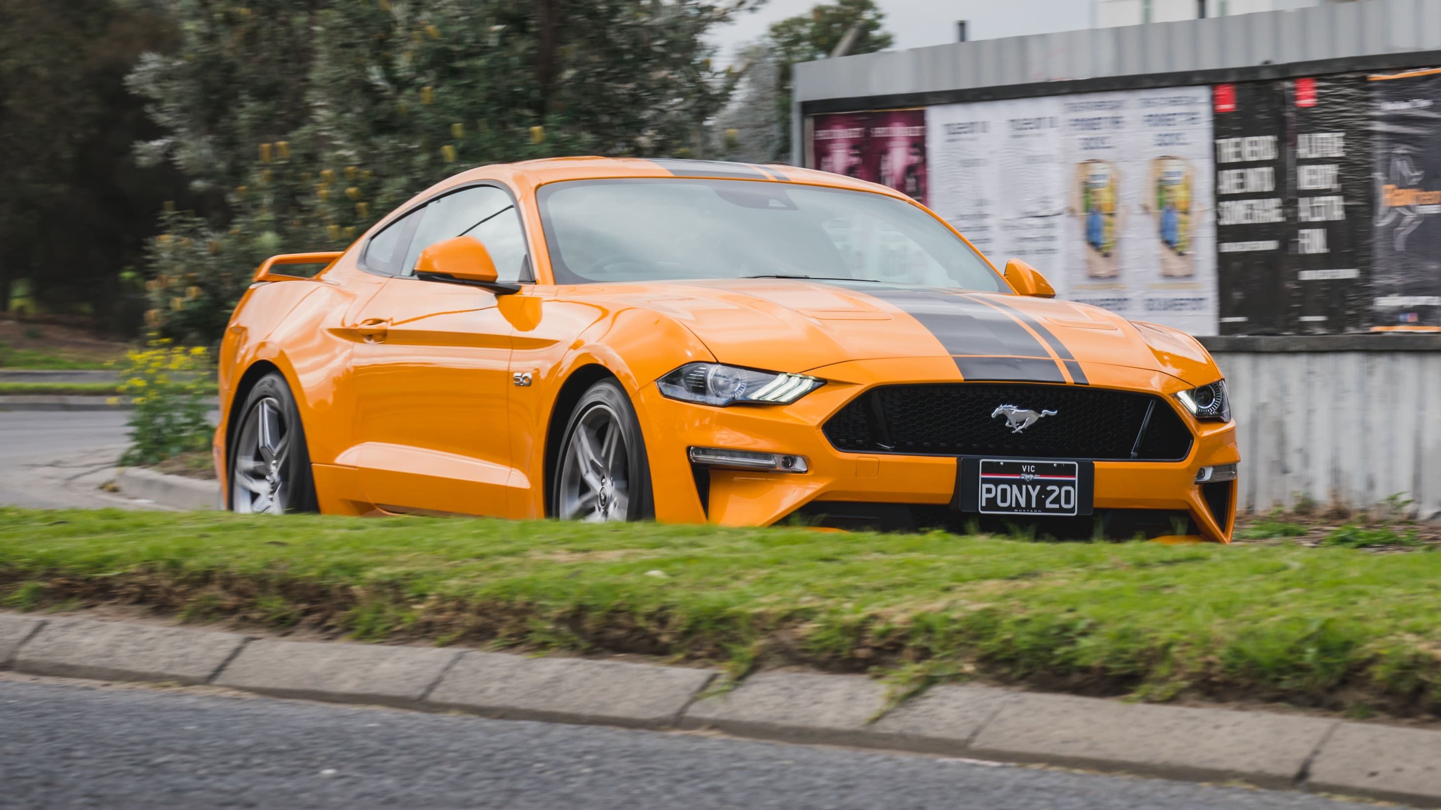 2019 ford mustang gt fastback 88
