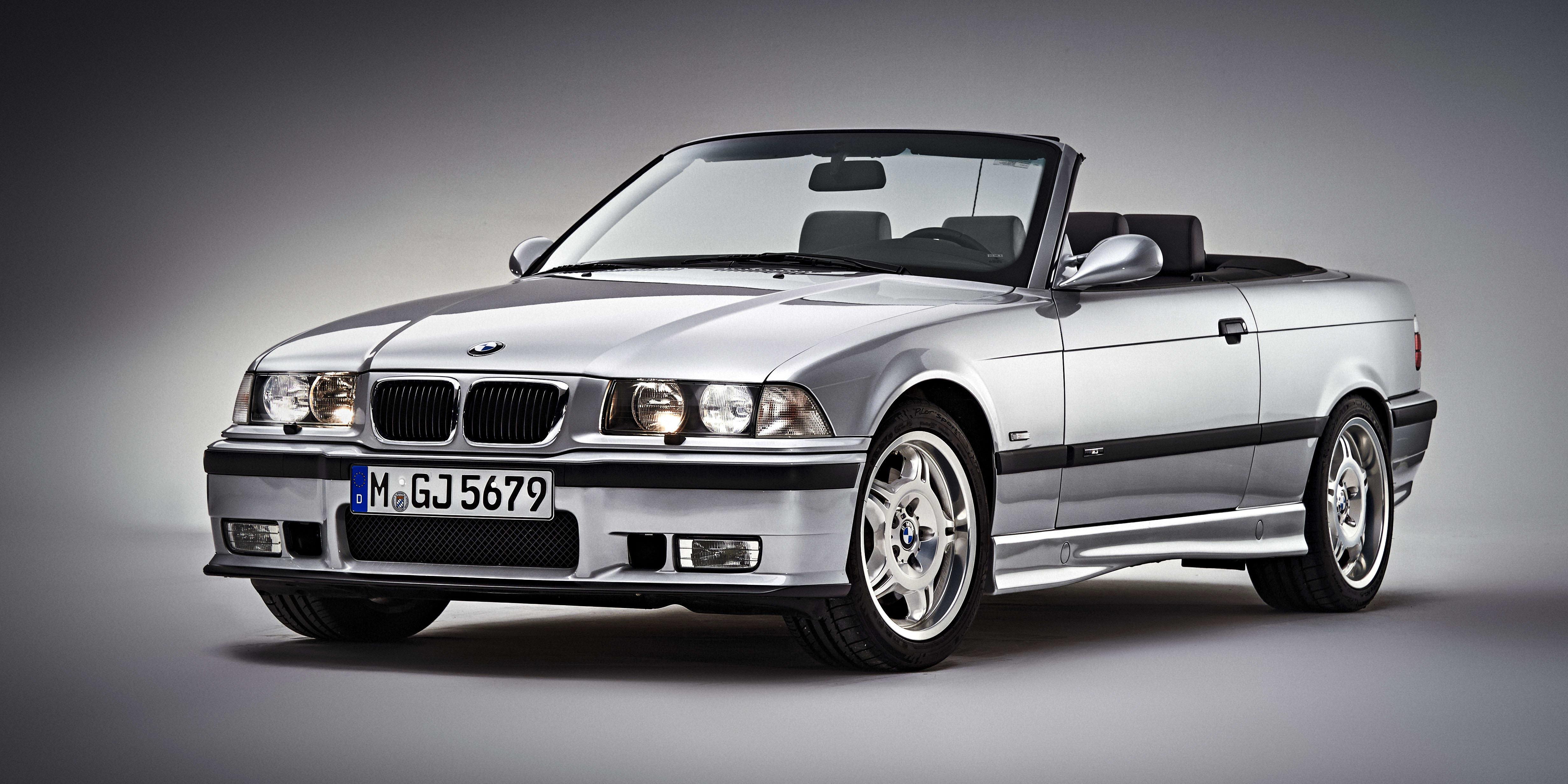 E36 BMW m3 convertible 1