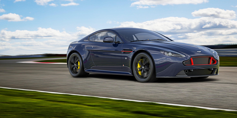 2017 Aston Martin V8 and V12 Vantage S Red Bull Racing editions 16