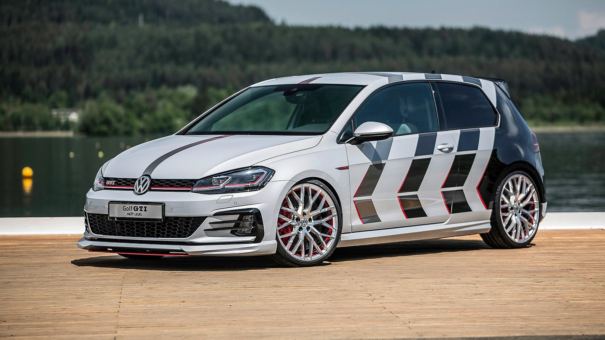 Volkswagen Golf GTI Next Level worthersee