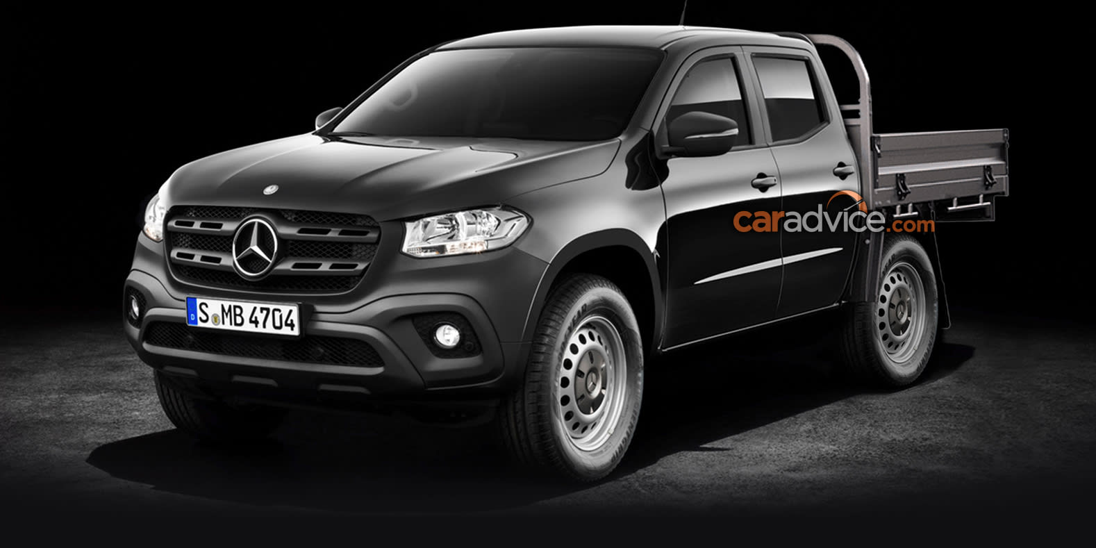2018 mercedes benz x class cab chassis