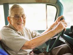 elderlydriver
