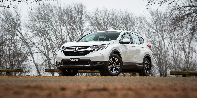 2018 Honda CR V Range Review 97