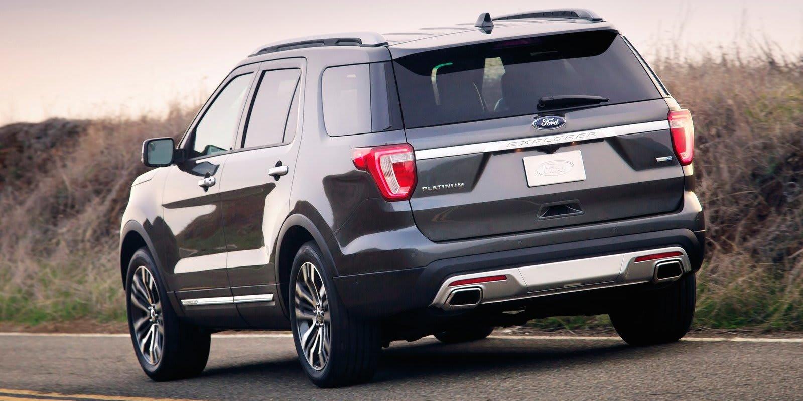 2015 Ford Explorer 5
