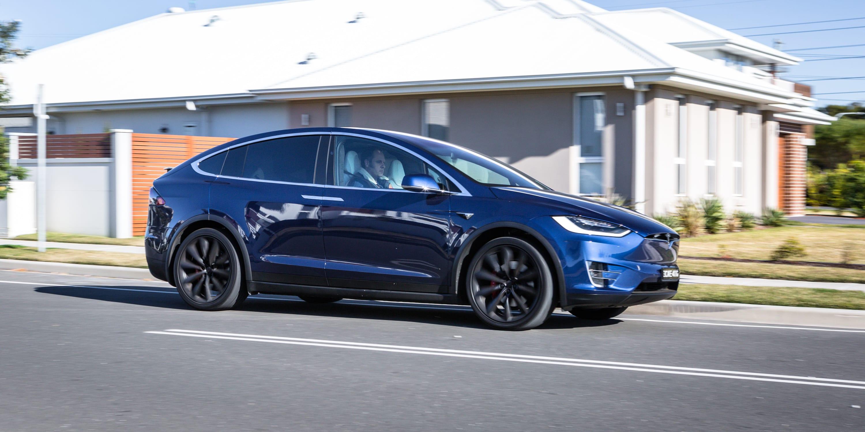 2017 Tesla Model X P100D 113